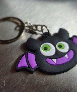 Schlüsselanhänger Fledermaus